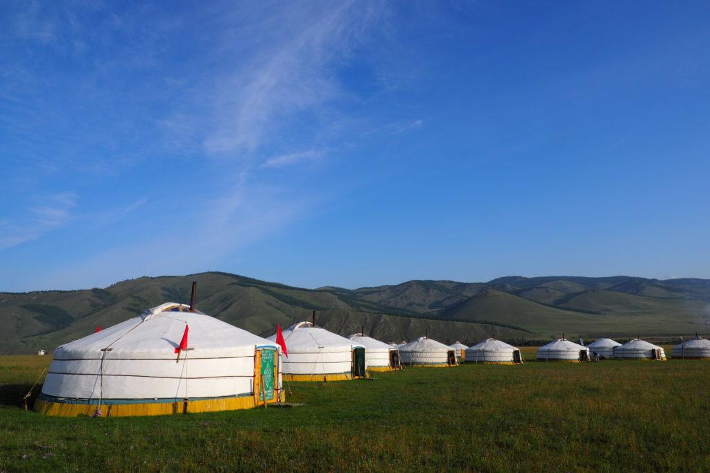 Du vil ikke tro hva minsten klarte å gjøre i Mongolia!